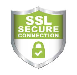 SSL Secure Connection Badge