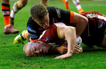 Super League - Wigan Warriors v Castleford Tigers