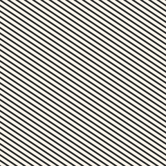 Diagonal stripes pattern. Vector seamless striped texture, thin parallel lines