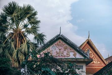 Pretty Sunset in Phnom Penh