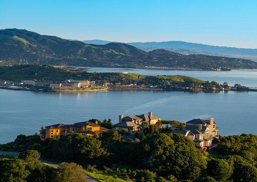 View of San Quinten