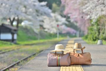 春・鉄道の旅