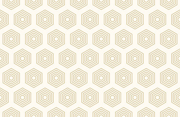 Pattern seamless abstract background black gold color and line. Geometric line vector.