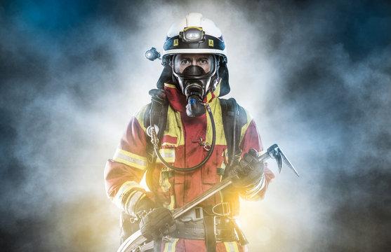 Hero - Firefighter