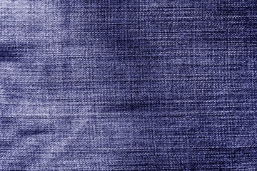 Jeans cloth pattern in blue color.