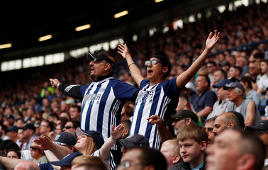 Premier League - West Bromwich Albion v Liverpool
