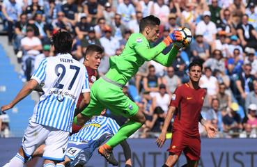 Serie A - SPAL vs AS Roma