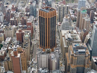 Manhattan de haut