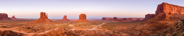 Fototapete - Monument Valley, Arizona, USA