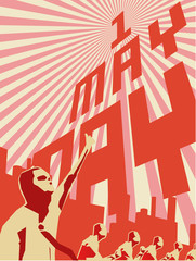 1 may labor day.International workers day