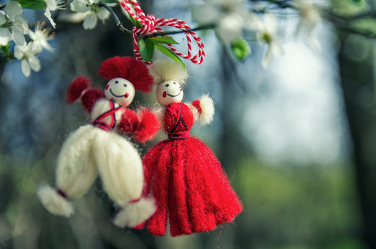 Tradition of welcoming spring in Bulgaria