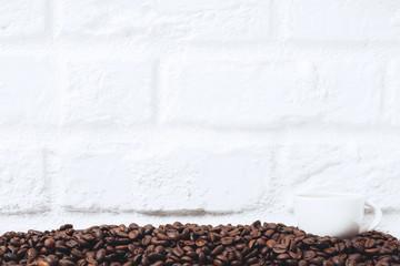 Contemporary coffee texture