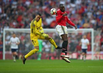 FA Cup Semi-Final - Manchester United v Tottenham Hotspur