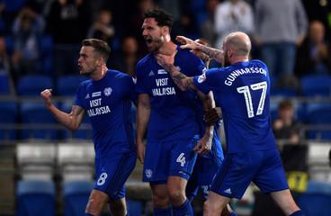 Championship - Cardiff City v Nottingham Forest
