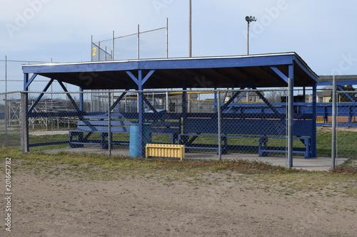 Baseball Dugout Stockfotos Und Lizenzfreie Bilder Auf Fotolia Com