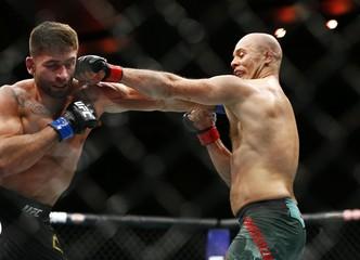 MMA: UFC Fight Night-Bahadurzada vs Chagas