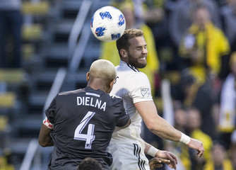 MLS: New England Revolution at Columbus Crew SC
