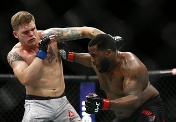 MMA: UFC Fight Night-Willis vs Sherman