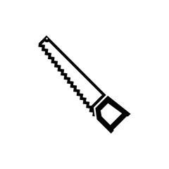 Saw vector icon