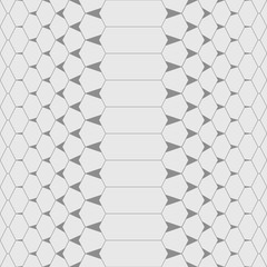 vectorial texture of snake skin