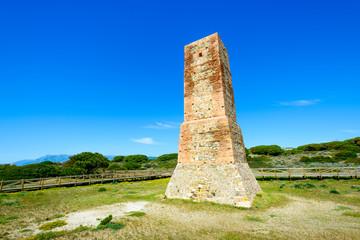 Torre de los Ladrones, Marbella, Andalusia, Spain