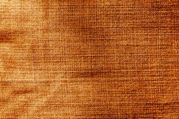 Jeans cloth pattern in orange color.