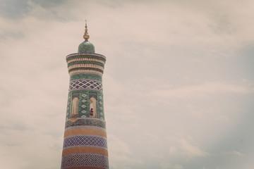 Islam Khoja Minaret in Khiva