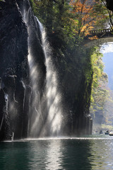 真名井の滝 - 日本の聖地,高千穂峡