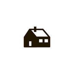 home icon. sign design
