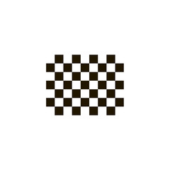 chess board icon. sign design