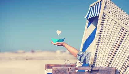 Sommerferien an der Küste