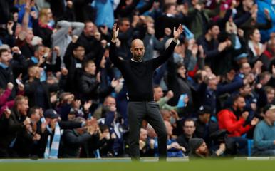 Premier League - Manchester City v Swansea City