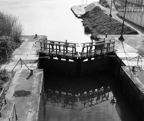 gates to control the channel BW