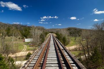 Ozark Railroad Trestle