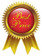 Best Price Emblem Icon Badge