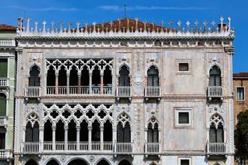 Ca' d'Oro in Venedig