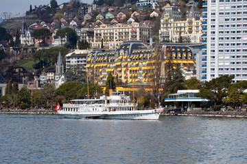Montreux VD, Schweiz