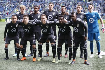 MLS: Minnesota United FC at Seattle Sounders FC