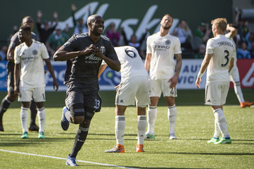 MLS: New York City FC at Portland Timbers