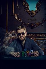 dependence on gambling