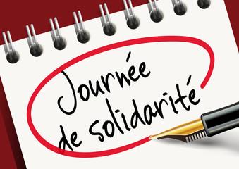 solidarité - personne âgée - journée de solidarité - réforme - maison de retraite - aide à la personne