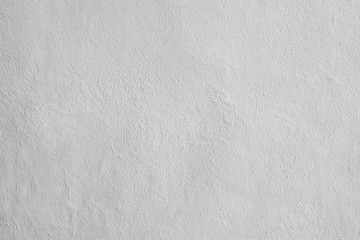closeup of white plaster wall texture background