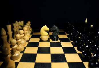 Сonfrontation