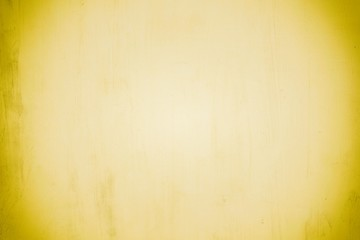 Abstract Yellow Grunge Background.