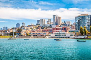 San Francisco Aquatic Park Historic District, California, USA