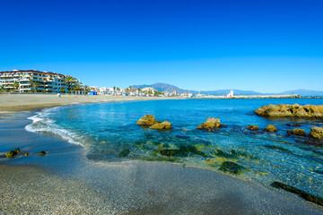 Playa de la Duquesa, Manilva, Andalusia, Spain