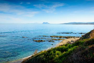 Playa de los Toros, Manilva, Andalusia, Spain
