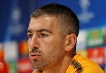 Champions League - AS Roma Press Conference