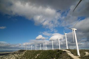 Wind energy concept