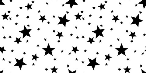 star vector seamless Pattern isolated repeat background wallpaper Fotomurales